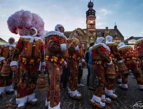 Carnaval des Gilles de Binch