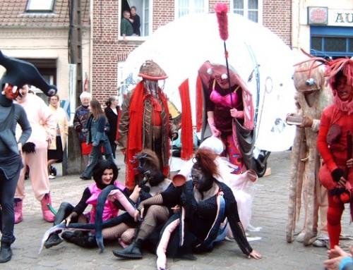 Carnaval de Cassel d'hiver