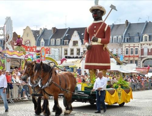 Festivités du 15 août à Cambrai
