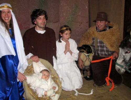 Fête de Noël à l'Ancienne