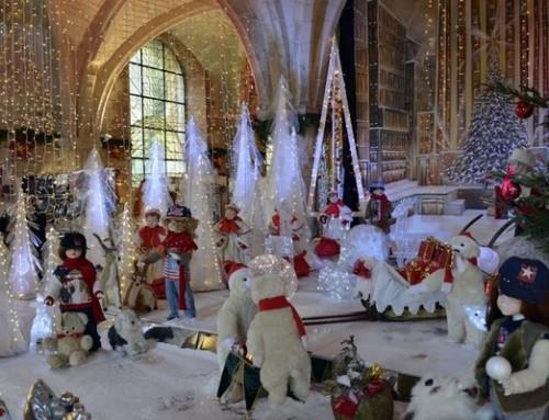 Noël dans son pays : Vaucelles