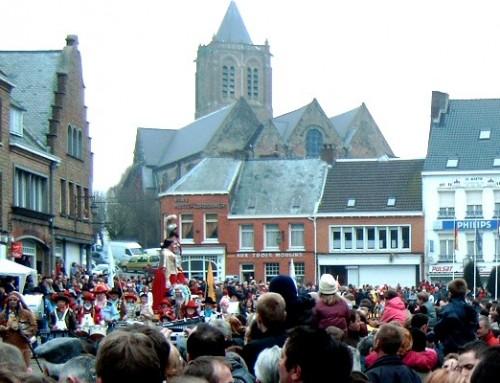 Les villes et leur Carnaval
