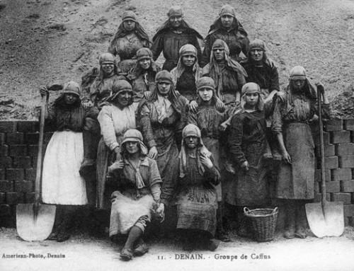 Les Femmes dans la Mine
