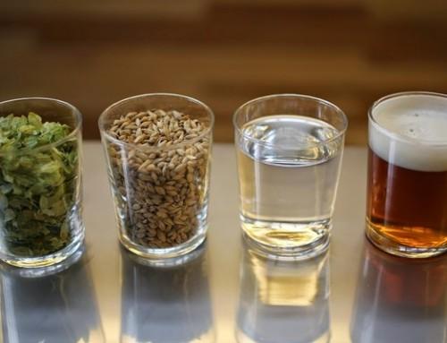 Les Composantes de la Bière
